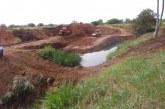 Habitantes del sur de Cali denuncian taponamiento y desviamiento del río Lili