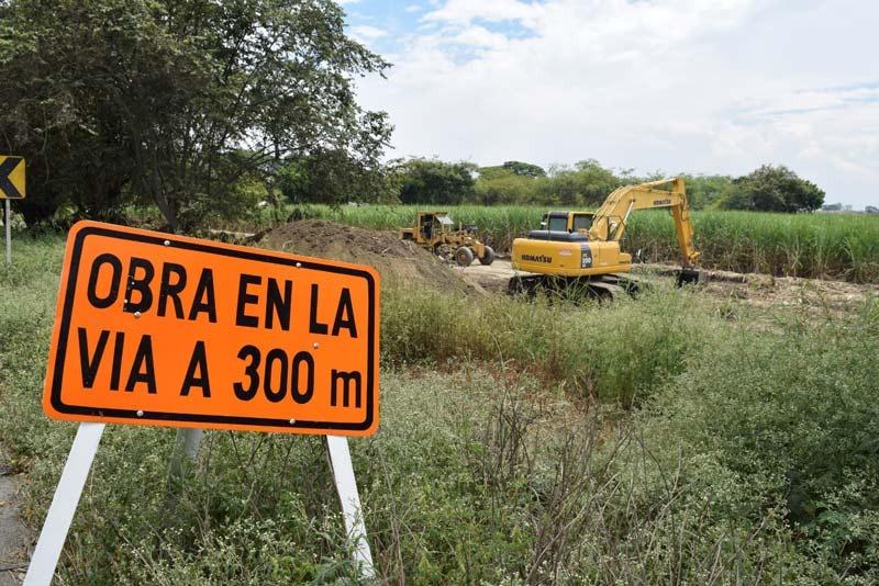 Adjudican nuevo tramo de obra para ampliación de la vía Cali – Candelaria