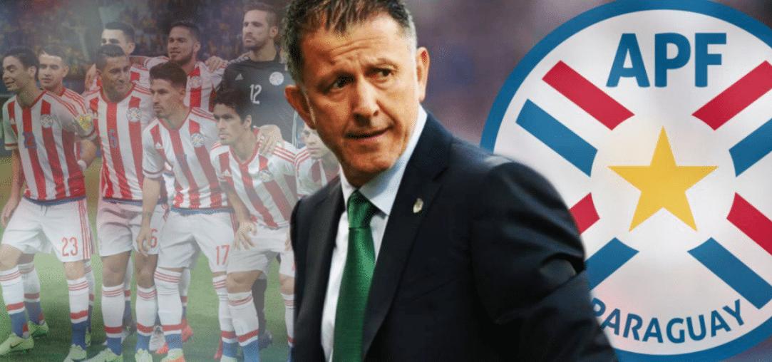 Juan Carlos Osorio es el nuevo entrenador de la Selección de Paraguay