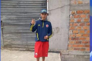 Justicia pide familia de joven que perdió un ojo al enfrentarse con policías en Pasto