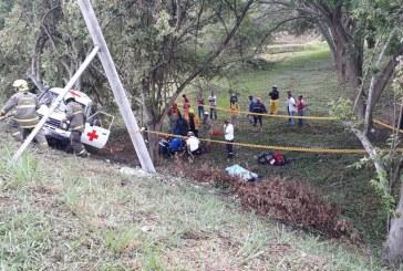 Accidente de comisión de Cruz Roja no fue por exceso de velocidad, hubo una falla: testigo