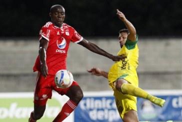 'Pecoso' Castro debutó con empate ante Alianza Petrolera de visitante