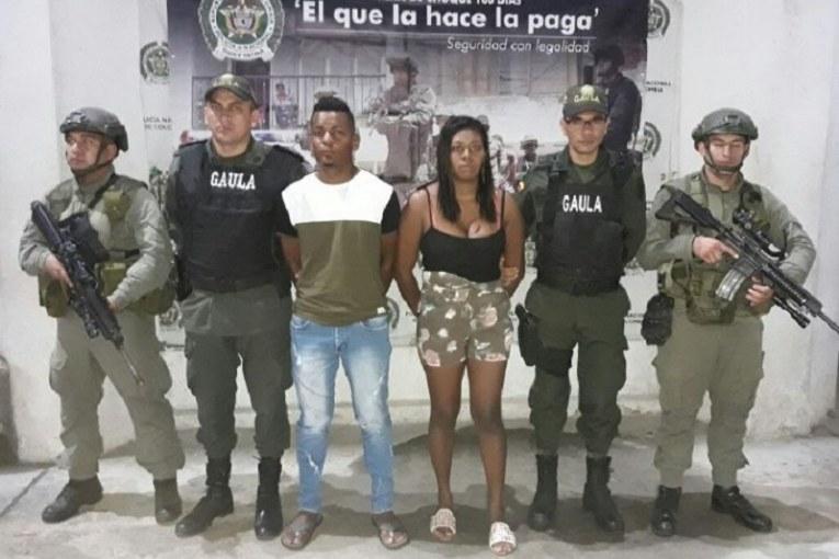 Cae 'El Perro', mano derecha de alias 'Guacho' en Tumaco, Nariño