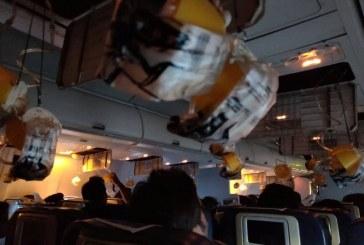 Pilotos de Jet Airways olvidan botón de presión causando hemorragia nasal a bordo