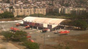 Autoridades aseguran que carpa en barrio, El Lido, no tiene permisos para operar