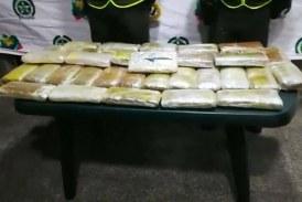 Autoridades incautaron 460 libras de marihuana en dos barrios de Cali