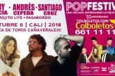 Con varias sorpresas, Pop Festival celebrará en Cali su décimo aniversario
