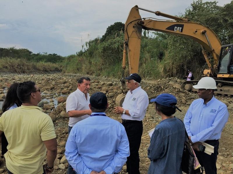 Pese a ser legal, CVC suspende extracción de material de arrastre en el río Pance