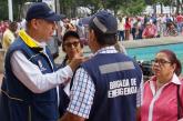 Con Simulacro Nacional, Alcaldía educará a la ciudadanía en casos de emergencia