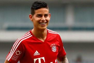 James Rodríguez firmará su permanencia en el Bayern Múnich