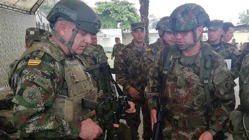 Alias Guacho continua siendo objetivo principal de las Fuerzas Militares