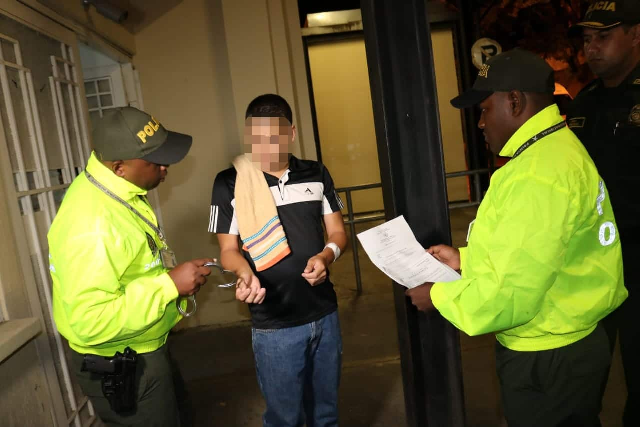Presunto implicado en asesinato de teniente fue capturado tras salir del HUV