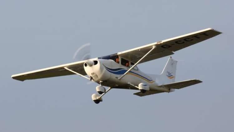 Avioneta ultraliviana se estrelló en zona rural de Yotoco