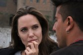 Angelina Jolie viajó a Perú para evaluar necesidades de venezolanos