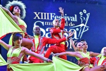 Con lleno total en el Coliseo El Pueblo, finalzó XIII Festival Mundial de Salsa