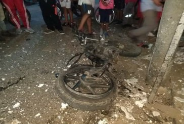 Paníco por tercera explosión de moto bomba en menos de 4 meses en Corinto, Cauca