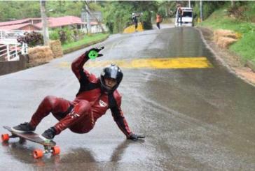 Cali dará apertura al Campeonato Mundial Downhill Skateboarding