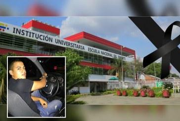 Dolor entre alumnos de Escuela Nacional del Deporte por homicidio de compañero