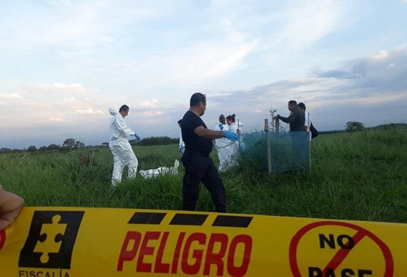 Autoridades hallan cadáver en cañaduzal del sector El Vallado, oriente de Cali