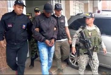 Siguen cayendo los 'Yarumales'. Capturan a 'Magú' presunto responsable de secuestros y homicidios en Cauca