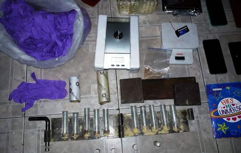 Cayó red internacional de corres humanos que enviaba heroína a Ecuador y EEUU