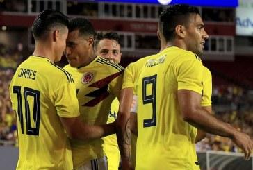 La Colombia de Arturo Reyes sigue mostrando jerarquía en los juegos amistosos