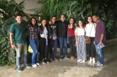 Durante Feria del Libro de Cali, cronista Alberto Salcedo habló con comunicadores