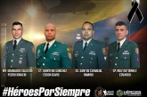 Cuatro militares murieron tras accidente en helicóptero en Cauca