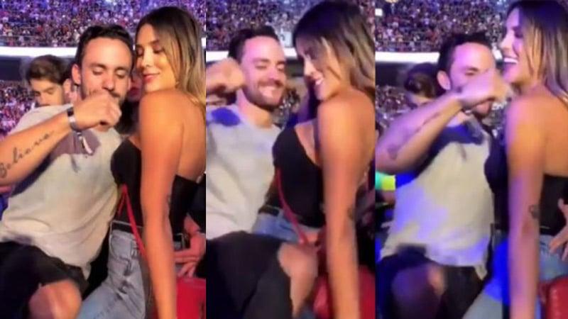 LLuvia de críticas a Daniela Ospina por 'sensual' baile durante concierto