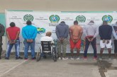 A la cárcel 16 integrantes de tres bandas delincuenciales por extorsión en Cali