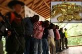 Cayó la 'Solid Gold', red que comercializaba oro ilegal en Valle, Cauca y Nariño