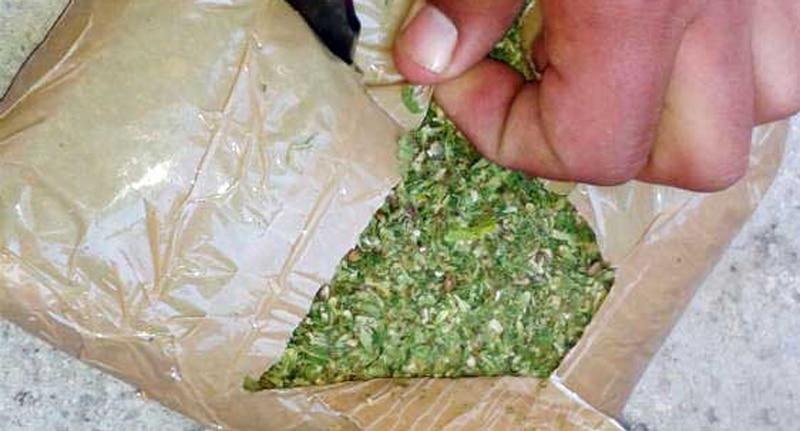 Fiscalía incautó 400 kilos de marihuana hallados dentro de un vehículo en Timbío