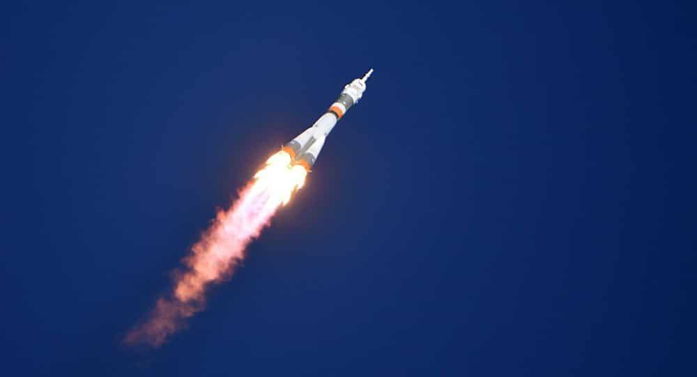 Emergencia en cohete Soyuz con dos astronautas a bordo tras fallo al despegar