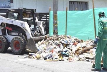 Empresa de aseo retiró media tonelada de residuos sólidos en barrio San Pascual de Cali