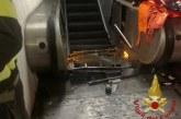 Video: Escalera eléctrica fuera de control en metro de Roma causa 30 heridos