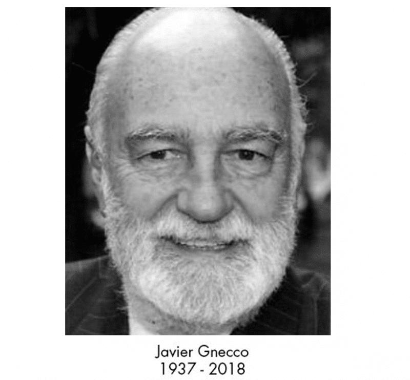 A los 82 años, fallece reconocido actor colombiano Javier Gnecco