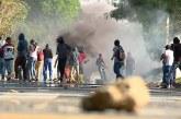 Impresionantes imágenes dejó enfrentamiento de estudiantes y Esmad en Univalle