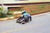 Fotos: corregimiento de La Leonera vibró con el Downhill Skateboarding 2018