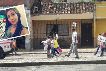 Preocupación de  familiares de joven desaparecida en Yumbo desde hace un mes