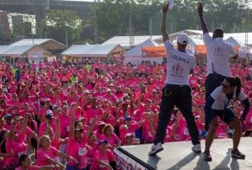 Más de 60.000 personas participaron en la segunda versión del Cali SportFest