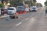Motociclista perdió la vida tras ser embestida por camión en la Autopista Sur de Cali