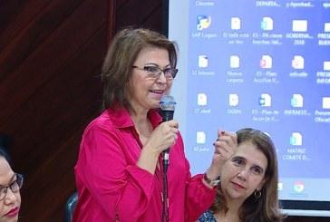 Noralba García presentó su renuncia como secretaria de Seguridad del Valle