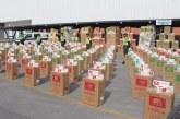 Autoridades incautaron más de 600.000 cajetillas de cigarrillos ilegales en el Valle