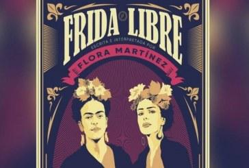 Prográmese este sábado para ver en vivo 'Frida Libre' en el Teatro Calima