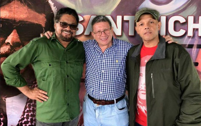Reaparecen exjefes de Farc y denuncian incumplimiento de Acuerdo de Paz