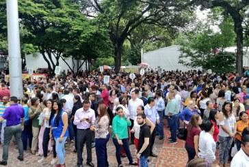 Alrededor de 190 mil caleños participaron del Séptimo Simulacro Nacional