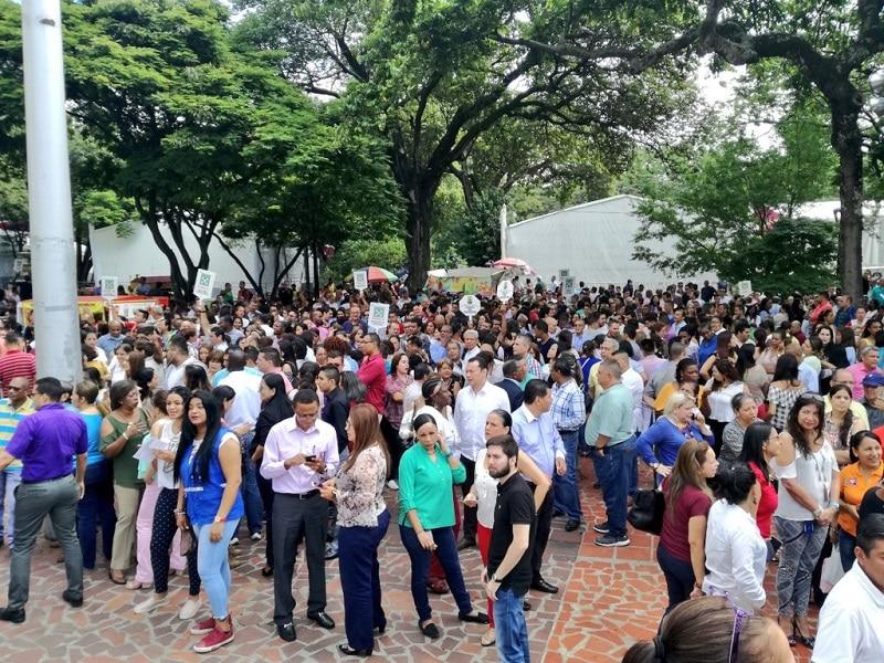 Cali se une al Simulacro Nacional de Respuesta a Emergencias del 2 de octubre