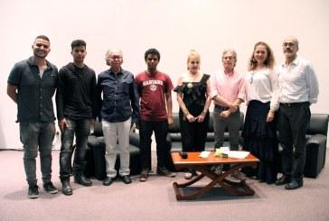 Jóvenes escritores participaron del I Concurso de Relato Breve Autobiográfico