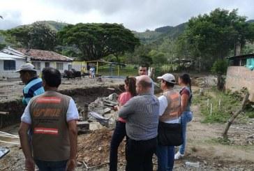 UesValle declara alerta por lluvias que afectaron a 255 familias en El Dovio