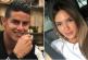En video: Ahora sí, James y Shannon de Lima se vieron juntos en el River-Boca